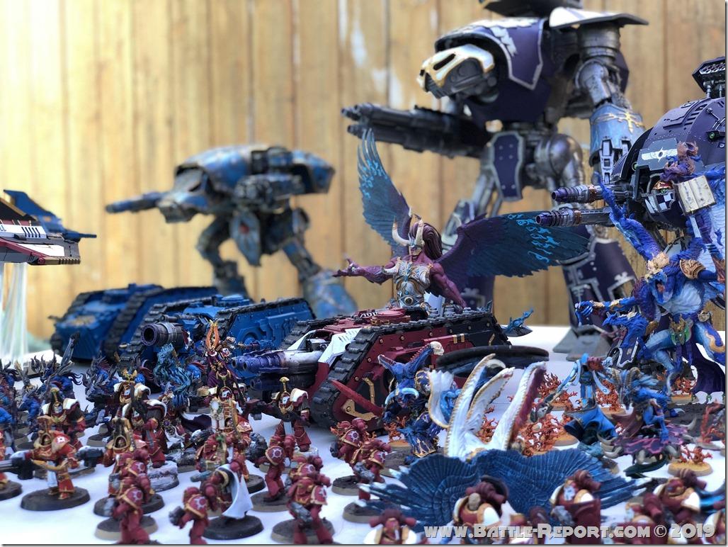 Legio Xestobiax Reaver Titan by Christopher Tobin (9)
