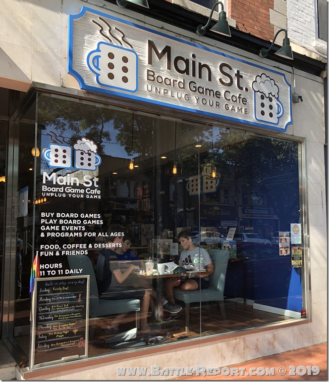 Main Street Board Game Cafe – Huntington, New York