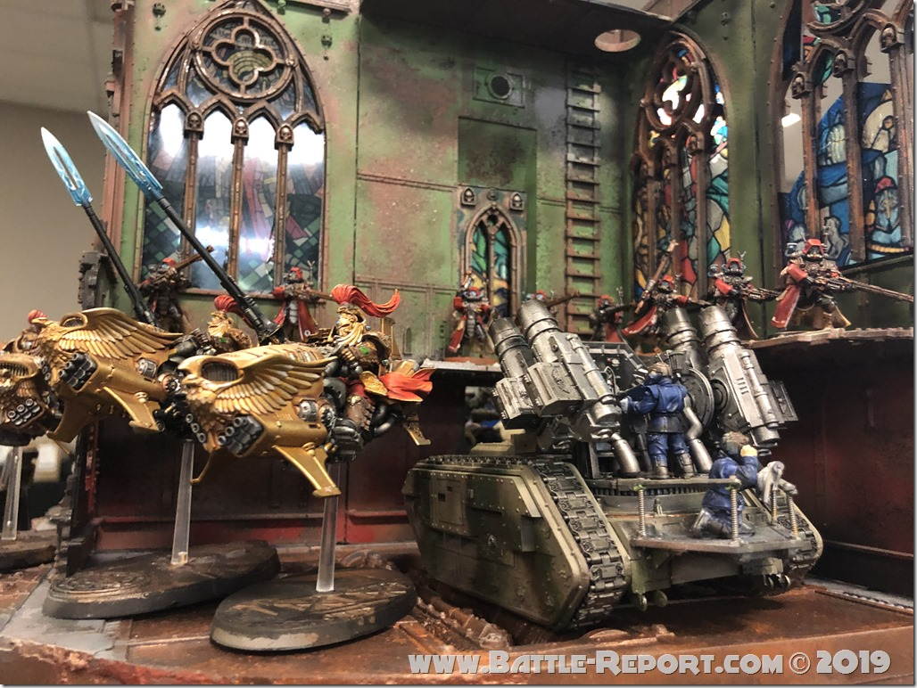 Armies of the 2019 BFS X GT - Adeptus Custodes by Gil Fuhr (19)