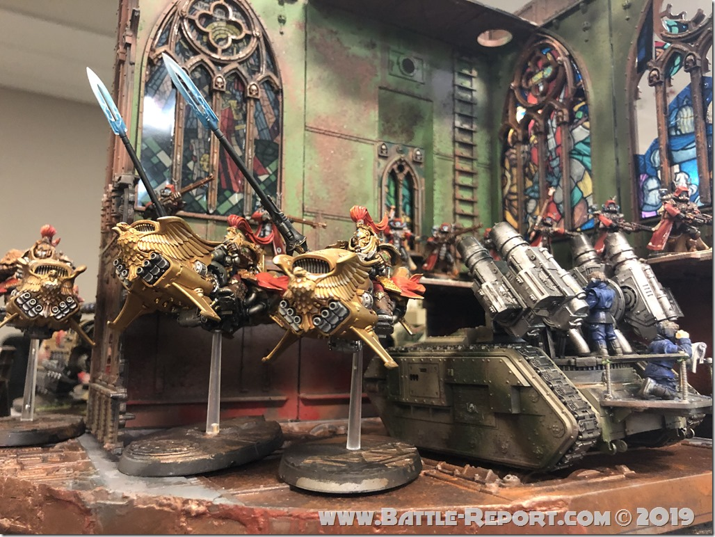 Armies of the 2019 BFS X GT - Adeptus Custodes by Gil Fuhr (20)