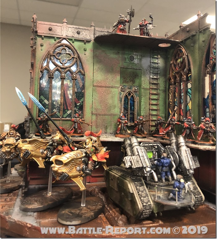Armies of the 2019 BFS X GT - Adeptus Custodes by Gil Fuhr (21)