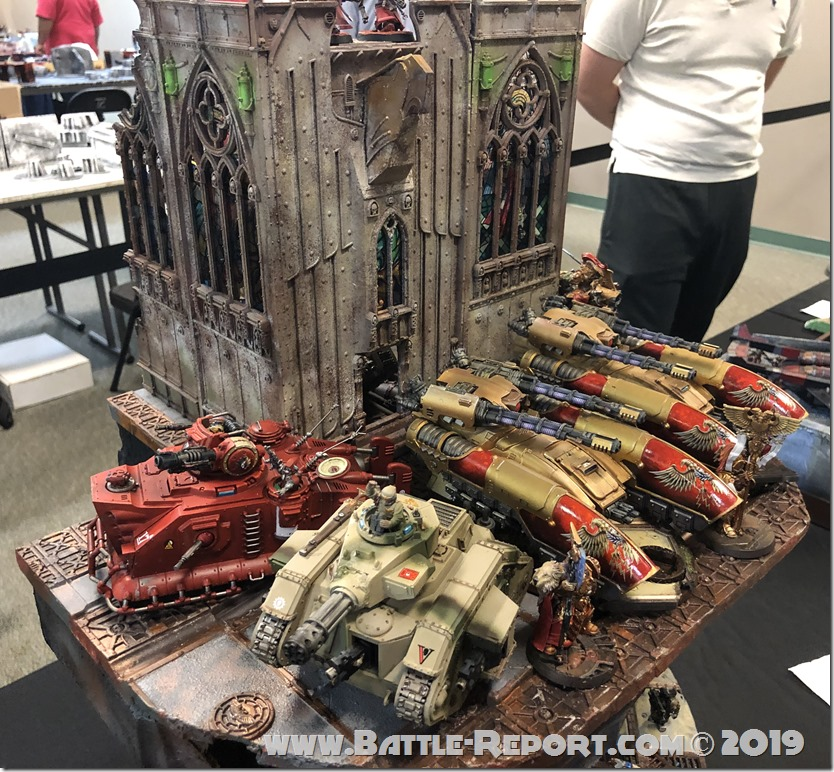 Armies of the 2019 BFS X GT - Adeptus Custodes by Gil Fuhr (25)
