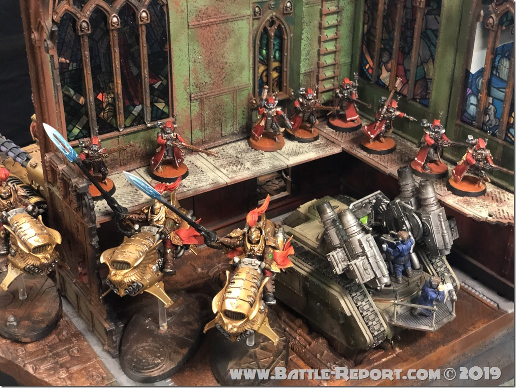 Armies of the 2019 BFS X GT - Adeptus Custodes by Gil Fuhr (2)