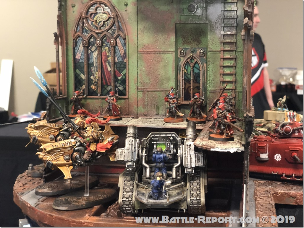 Armies of the 2019 BFS X GT - Adeptus Custodes by Gil Fuhr (3)