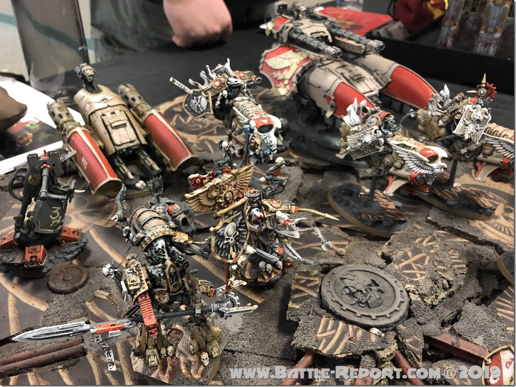 Armies of the 2019 BFS X GT - Crusaders of the Machine-God by John Batch (10)