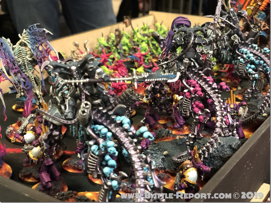 Chaos Daemons and Thousand Sons by Matt Aaron (15)