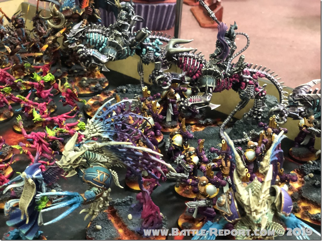 Chaos Daemons and Thousand Sons by Matt Aaron (17)