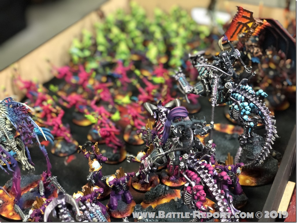 Chaos Daemons and Thousand Sons by Matt Aaron (19)
