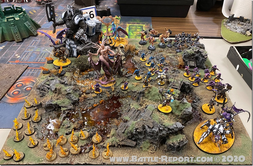 Armies of the 2020 Goldensprue Cup GT
