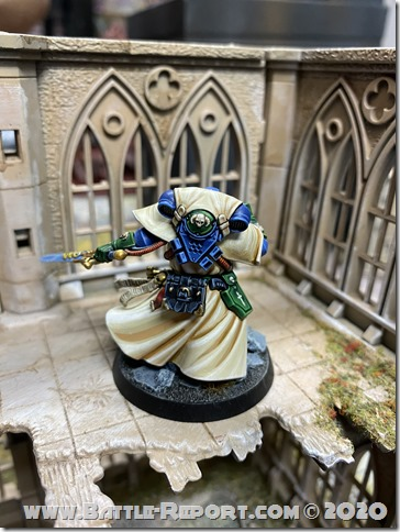 Iron Hands Primaris Librarian in Phobos Armour by Andrew Zoitas (5)