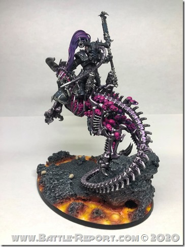 Slaanesh Flawless Host Disco Lord by Matt Aaron (2)