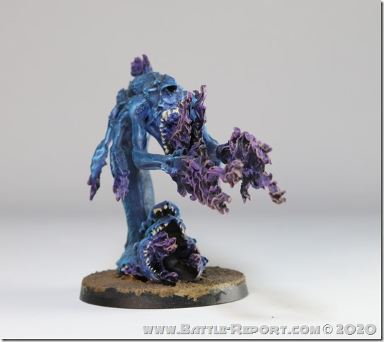 Exalted Flamer of Tzeentch by Milan (2)
