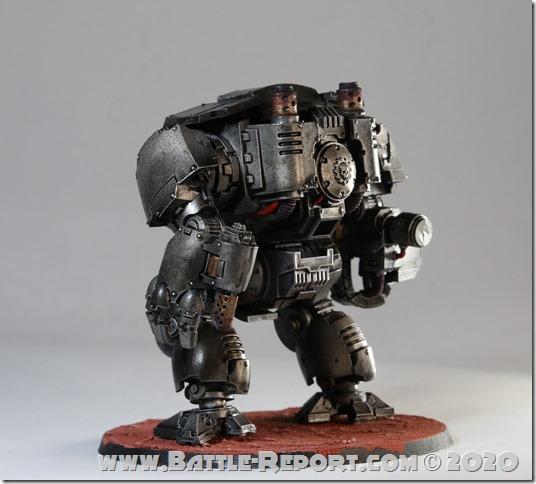 Primaris Redemptor Dreadnought by Milan (9)