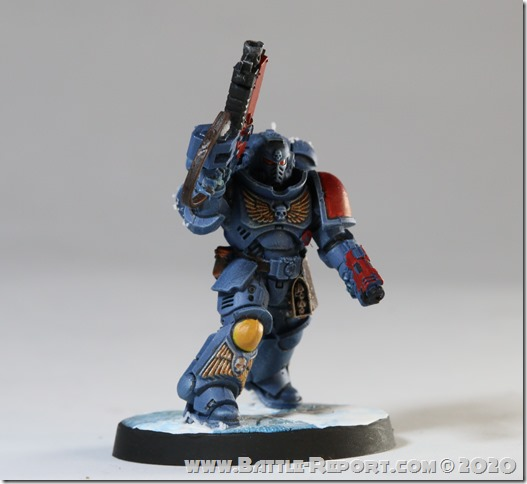 Space Wolves Primaris Lieutenant by Milan (11)