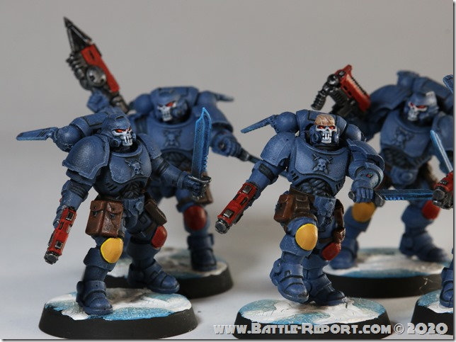 Space Wolves Primaris Reivers by Milan (17)