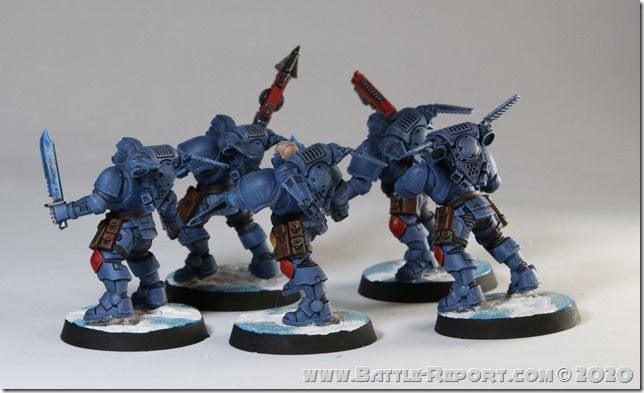 Space Wolves Primaris Reivers by Milan (5)