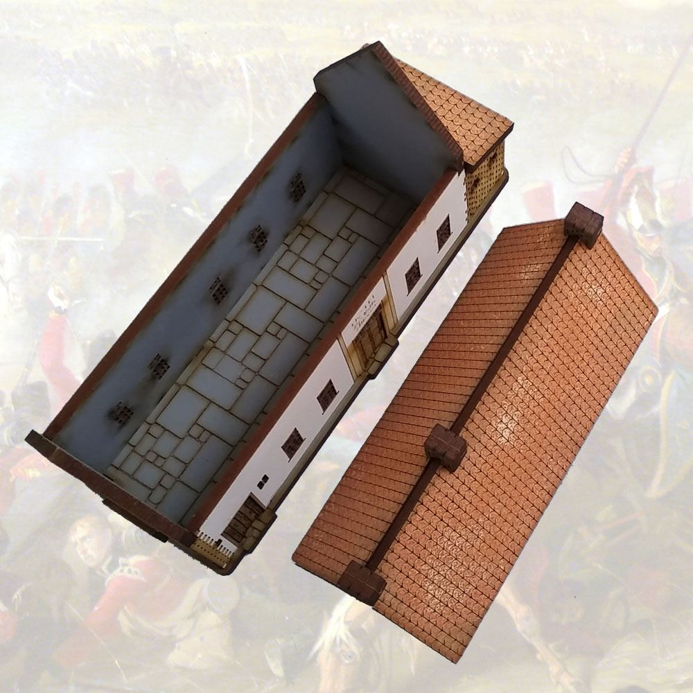 15mm building for flames of war