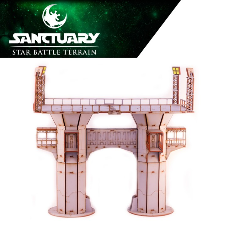 Landing Platform for star wars legion