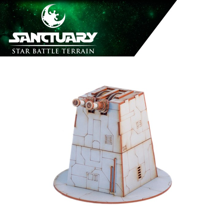 laser turret tower for star wars legion