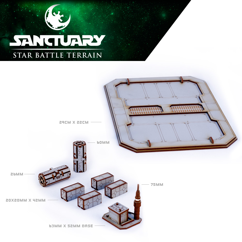 star wars crates for miniature war gaming