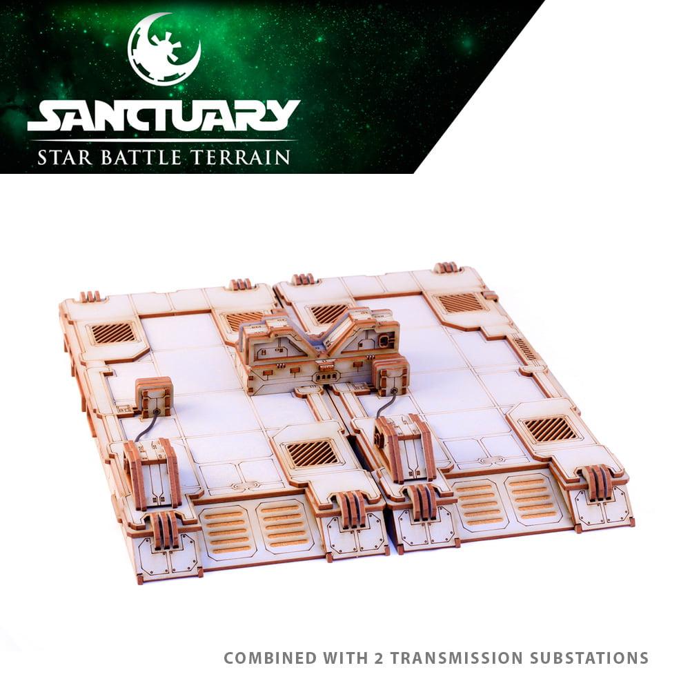 power platform terrain for wargamers