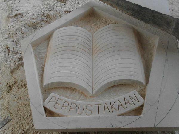 Logo Perpustakaan