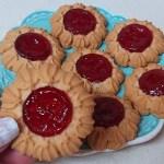 חדש מאחוה - עוגיות כתר ריבה ללא תוספת סוכר