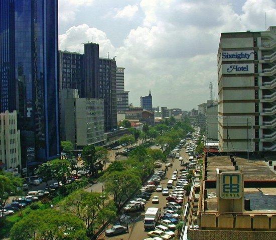 Kenyatta Avenue, Nairobi