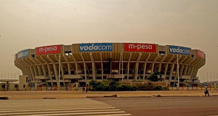 Kinshasa - Stade des martyres