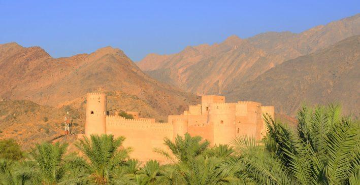 Muscat Nakhal Fort