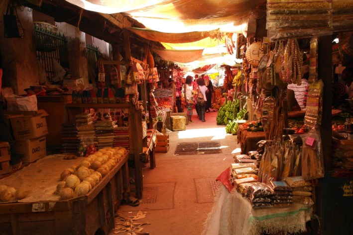Stone Town Spice Market