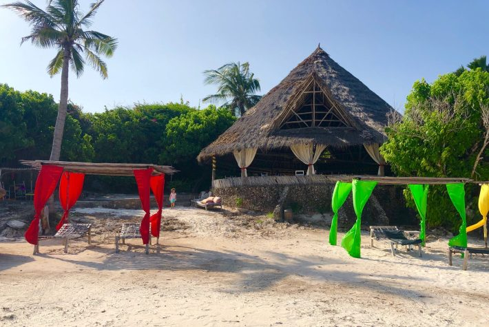 Mayungu Beach Restaurant
