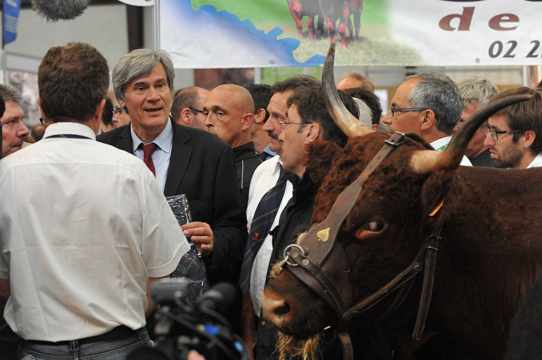 LE SPACE - SALON INTERNATIONAL DES PRODUCTIONS ANIMALES