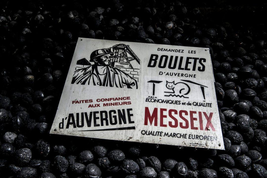 LES BASSINS HOULLIERS D'AUVERGNE - MESSEIX
