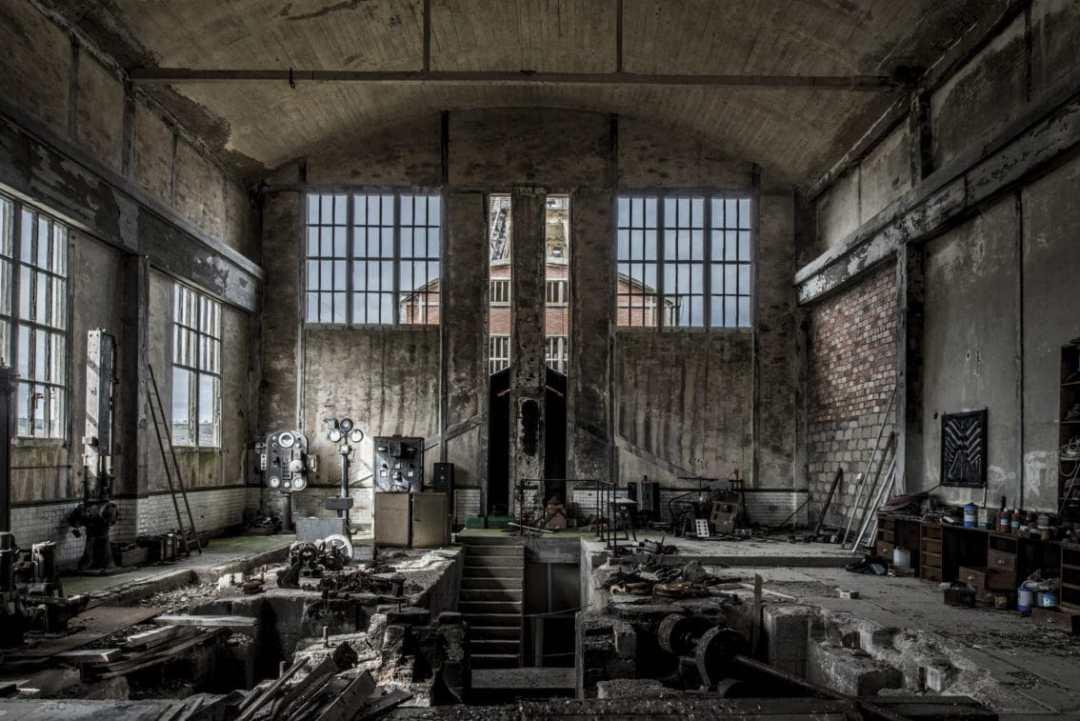 SALLE DES MACHINES - NOYANT D'ALLIER