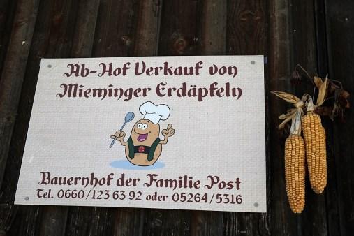 "Nr. 1 ist die festkochende ""Lady Christl"", Foto: Bauernhof Familie Post"