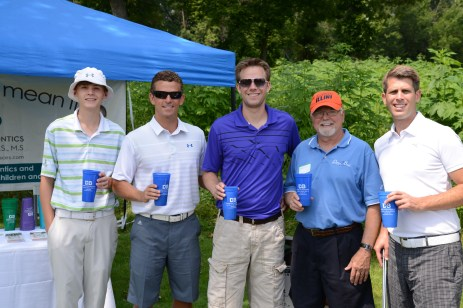 Drs Dettmer and Bauer had a blast at the Cosley Classic Golf Outing!