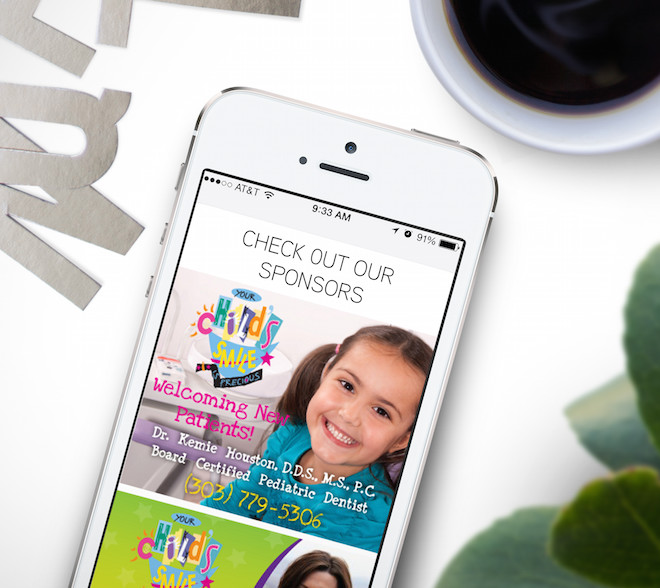 Web Ad – Pediatric Dentist