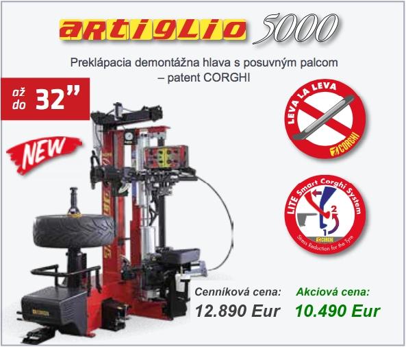 Artiglio 5000