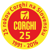 25 rokov Corghi mini