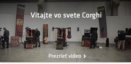 Vitajte vo svete Corghi