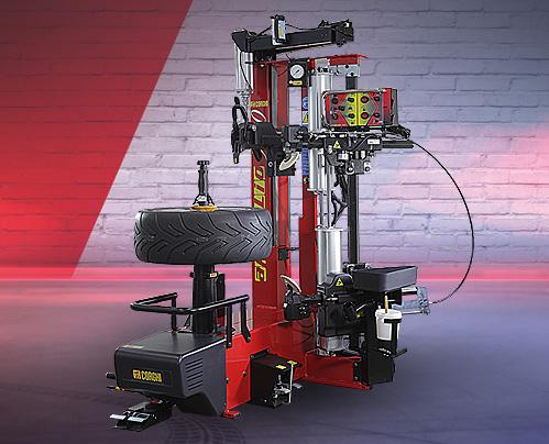 Artiglio 5000 Corghi - superautomatická prezúvačka