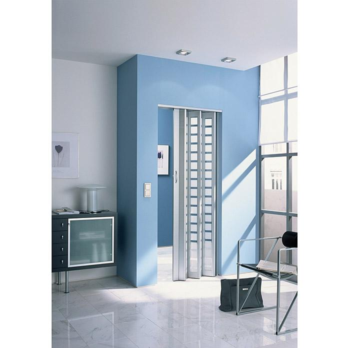 Porte Accordeon New Generation Marley Aluminium Acheter Chez Bauhaus