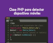 Clase PHP para detectar dispositivos móviles