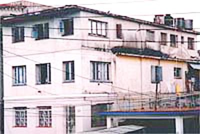 Schaden an Fassade Fassadeschäden