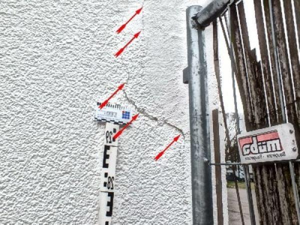 Schaden Mangel Beweissicherung vor Baubeginn