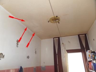 video Wasserschaden im Bereich des alten WC Kostenermittlung Baukosten