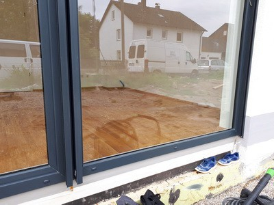 Bauüberwachung Baubegleitung EFH Fertighaus
