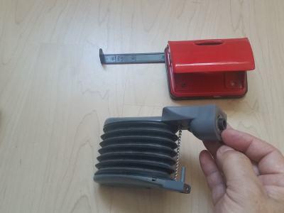 MVOC Messung mit Hilfe das Labors Schimmelmessung mit Pumpe