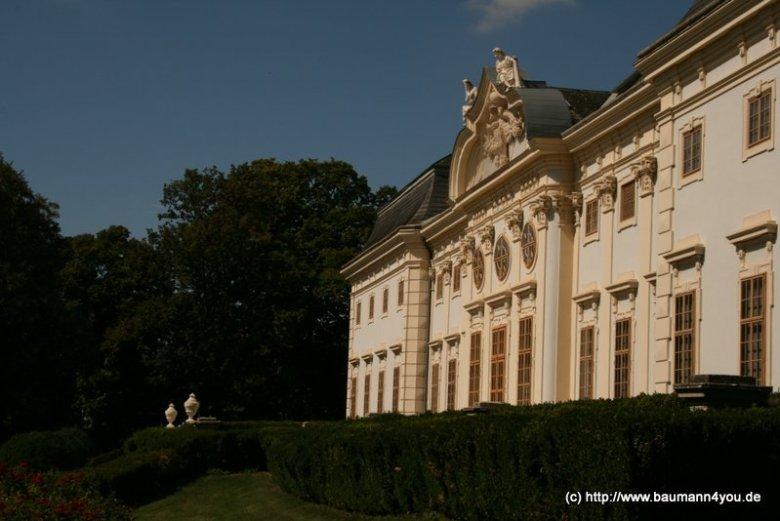 Jagdschloss Halbturn / Burgenland